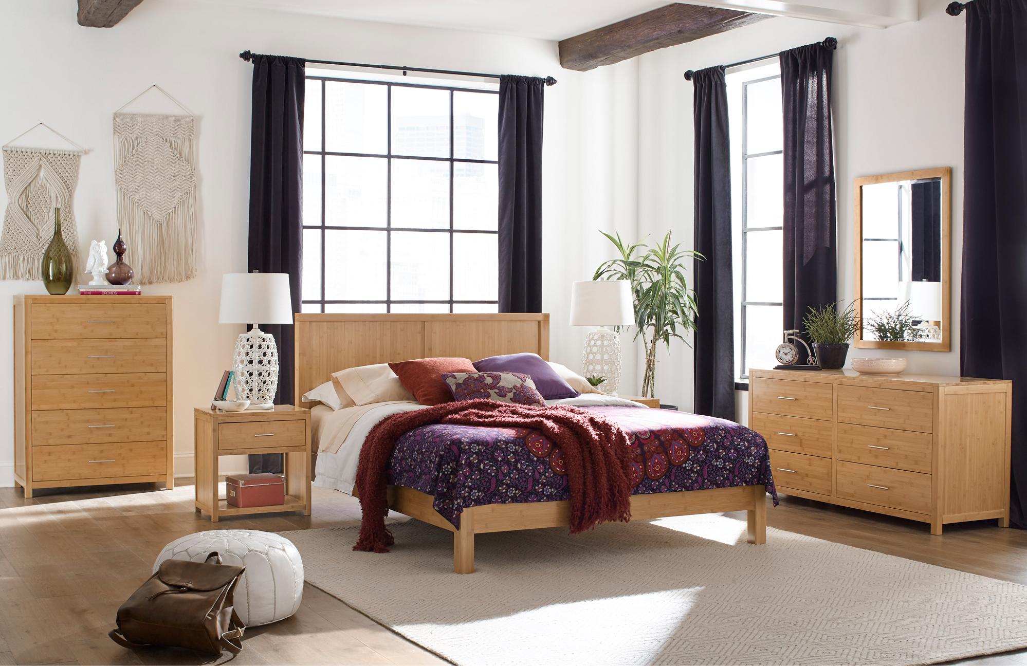 Niko 6 Piece Bedroom Set Epoch Design