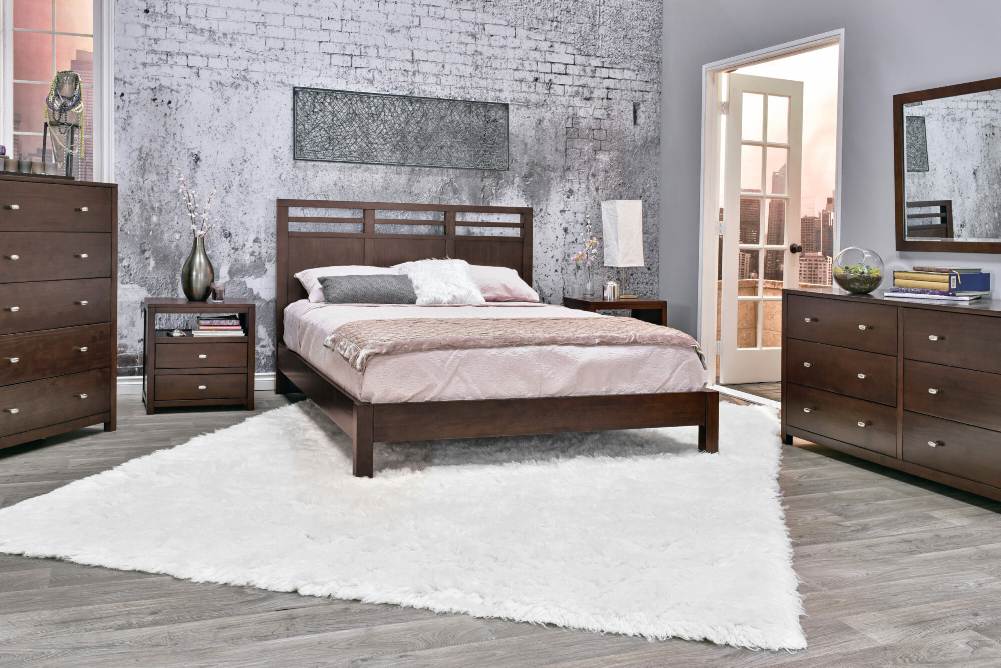 Parkrosa Bedroom