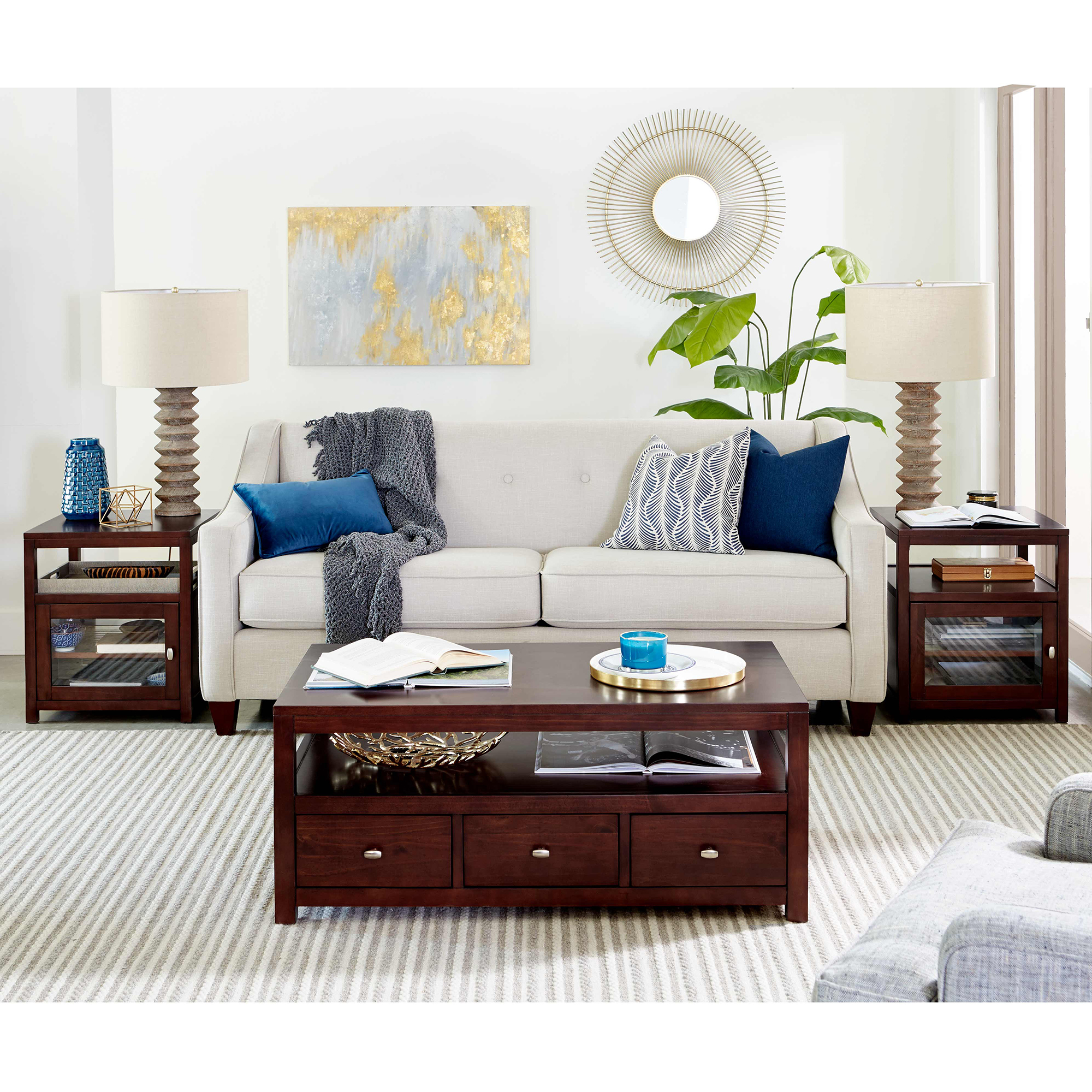 Fantastic 3 Piece Pacifica Occasional Set Andrewgaddart Wooden Chair Designs For Living Room Andrewgaddartcom